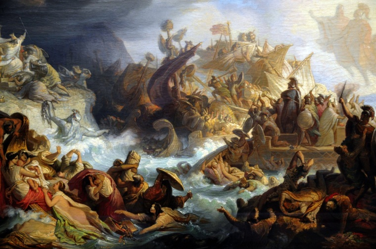 wilhelm-von-kaulbach-the-battle-of-salamis